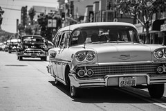 Life in the Mission (Thomas Hawk) Tags: america california chevrolet chevy flickrphotowalk kingofthestreets mission missiondistrict photowalk sanfrancisco sanfranciscolowridercouncilkingofthestreet usa unitedstates unitedstatesofamerica westcoast auto automobile bw car lowrider fav10 fav25 fav50