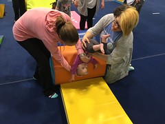 """Dani Rolls in Her Gym Kittens Gymnastics Class • <a style=""""font-size:0.8em;"""" href=""""http://www.flickr.com/photos/109120354@N07/24506001998/"""" target=""""_blank"""">View on Flickr</a>"""