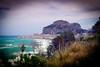 Cefalù panorama (Enrico Piolo) Tags: panorama cefalù sicilia case mare montagna