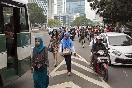 Indonesia - Safe Cities - safer and more inclusive public transportation