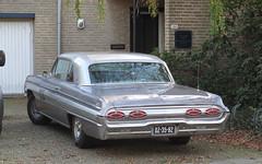 1962 Oldsmobile Starfire 6.5 V8 (rvandermaar) Tags: 1962 oldsmobile starfire 65 v8 oldsmobilestarfire sidecode1 import dz3582
