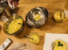 2017.11.20 Workshop: Powder to the People (FotoMediamatic) Tags: mediamatic workshop powdertothepeople powder mayonnaise margarine diy additives foodtechnology emulsion cateringa kompanen experiment