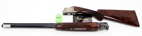 Browning Citori Grade VI, 20 Gauge Over-Under ($2,576.00)