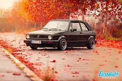 "Marko's Golf MK1 Cabrio • <a style=""font-size:0.8em;"" href=""http://www.flickr.com/photos/54523206@N03/24813387968/"" target=""_blank"">View on Flickr</a>"