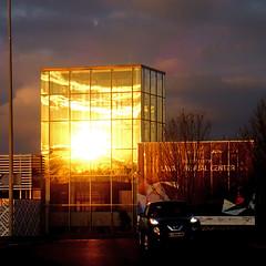 Laval Virtual Center (pom.angers) Tags: panasonicdmctz30 december 2017 laval lavalvirtualcenter mayenne 53 paysdelaloire france europeanunion sun 100 200 300 400 5000