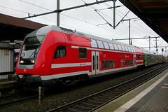 P1410956 (Lumixfan68) Tags: eisenbahn züge wendezüge steuerwagen doppelstocksteuerwagen dbpbzfa 766 bombardier deutsche bahn db regio sbahn dresden