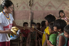 Oficina de Vigilância Alimentar e Nutricional na comunidade Sanomã (Secretaria Especial de Saúde Indígena (Sesai)) Tags: roraima dezembro 2017 oficina auaris sanomã vigilânciaalimentarenutricional nutrição indígenas unicef aldeiaãjikamau dseiyanomami criança crianças pólobaseauaris