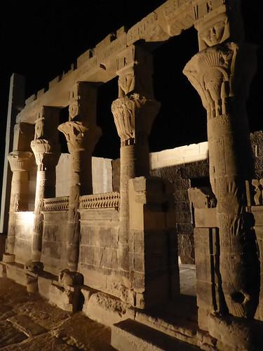 Hathor Shrine, Temple of Isis, Philae