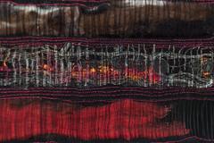 F7730 ~ Autumn (Teresa Teixeira) Tags: textile traditionalhandicraft handmade artisanalhandicraft decorativepannel helenacardoso fashiondesigner teresateixeira