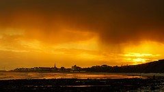 Winter Storm, Bridlington (tog@goldenhour) Tags: bridlington northbeach eastyorkshire storm stormy sunset november toggoldenhour sonya7r sonyzeiss2470mm
