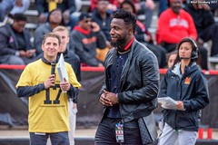 _DSC6882 (hillels) Tags: collegepark college football maryland umd universityofmaryland terps terpnation indiana october 2017 hoosiers 125th anniversary university sports fall terrapins sport game bigten capitalonefield byrdstadium people athlete athletics djdurkin durkin goterps coach