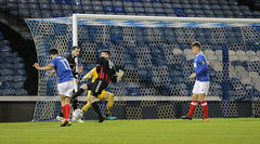 Portsmouth U18 v Lewes U18 FAYC 10 11 2017-109.jpg (jamesboyes) Tags: lewes portsmouth football youth soccer fa cup fayouthcup frattonpark floodlights match sport ball tackle goal celebrate canon