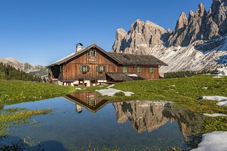 *Dolomiten @ Brogleshütte*