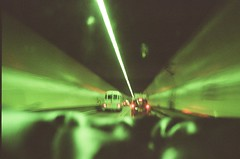 Canon QL17/Lomo100/autumnHK (小點麻子) Tags: canonql17 lomo100 lomo films film lomography autumn hk streetshooting hongkong tunnel