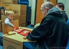 2017 Shoebox packing31-110235 (TheMOX) Tags: operation christmas child samaritans purse shoebox gifts outreach nlcf mewlifechristianfellowship fortville indiana