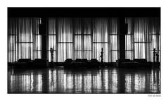 The opera in Chisinau: the lobby (PIVAMA|photography) Tags: chisinau opera house hall lobby foyer light shadow contrast