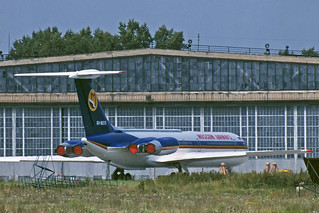 IL62M RA-86515 MOSCOW AIRWAYS