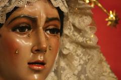 María Santísima de la Esperanza Macarena (Cofradeus) Tags: madrid esperanza macarena esperanzamacarena turismo españa semanasanta soledad dolor dolores dolorosa