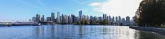 Modern Density (AnyMotion) Tags: panorama skyline vancouver density architecture architektur cruiseship kreuzfahrtschiff water wasser 2016 anymotion travel reisen stanleypark britishcolumbia canada kanada