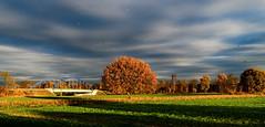 Hünxe am Niederrhein (st.weber71) Tags: nikon nrw niederrhein natur outdoor deutschland d850 germany bunt bäume wolken himmel hünxe felder tamron153028 herbst herbstfarben sonne wiese blätter brücken weseldattelnkanal nikonflickrtrophy yourbestoftoday