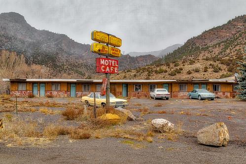U.S. Route 50 Cimarron Colorado Motel