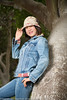 If you go down to the woods today (Pexpix) Tags: female hat portrait nikkorafs2470mmf28ged levis cute woman nikond850 offcameraflash pose jacket bobo girl lady 攝影發燒友
