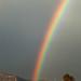 Arco iris en Níjar
