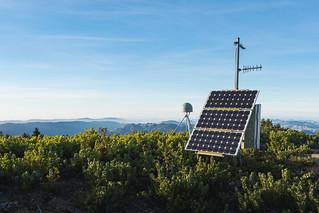 Middle Peak Weather Station