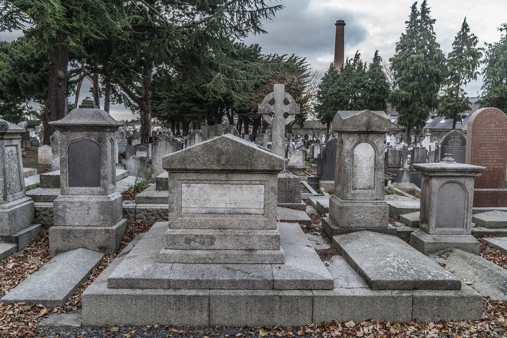 MOUNT JEROME CEMETERY IS AN INTERESTING PLACE TO VISIT [IT CLOSES AT 4PM]-134313