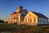 Coast Guard Station in the Morning (Samantha Decker) Tags: canonef1635mmf28liiusm canoneos6d capecod coastguardstation eastham ma massachusetts newengland outercape samanthadecker