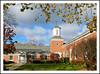 First Baptist Church of Ypsilanti, Michigan (sjb4photos) Tags: michigan ypsilanti washtenawcounty