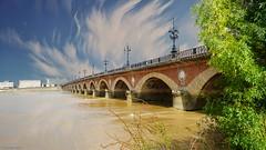 Le Pont de Pierre Bordeaux - 4218 (ΨᗩSᗰIᘉᗴ HᗴᘉS +22 000 000 thx) Tags: bordeaux france aquitaine gironde garonne bridge pont pontdepierre fr aa landscape waterscape cityscape city town water river hensyasmine yasminehens 7dwf