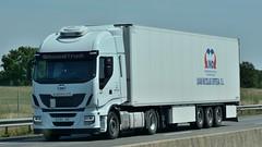 E - Juan Nicolas Ortega Iveco Stralis (BonsaiTruck) Tags: juan nicolas ortega iveco stralis lkw lastwagen lastzug truck trucks lorry lorries camion camione