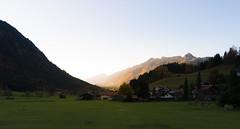 Herbststimmung in Ettal (berndtolksdorf1) Tags: deutschland bayern ettal jahreszeiten herbst lichtstimmung farben colors wald berge outdoor