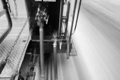 Tempo (Meine Sicht) Tags: blackandwhite bw dampfeisenbahn dampflock fotokunst hsb harz harzerschmalspurbahn leica leicam messsucher rauen sw vollformat monochrom schwarzweiss wwwrauenfotode elmarit2824mmasph