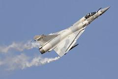 717_Mirage2000-9_UAEAirForce_DWC_Img01 (Tony Osborne - Rotorfocus) Tags: dassault mirage 2000 20009 united arab emirates air force uaeaf dubai airshow 2017 dwc al maktoum airport deuxmille
