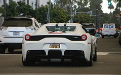 Ferrari 458 Speciale A (SPV Automotive) Tags: ferrari 458 speciale aperta convertible exotic sports car supercar white