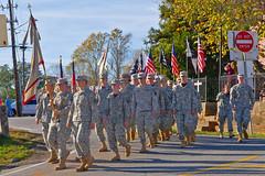 Veterans Day Parade (redhorse5.0) Tags: veteransdayparade rotc soldiers military army dawsonvillegeorgia parade redhorse50 sonya850