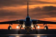 Tornado (Steve Cooke-SRAviation) Tags: tornado sraviation 500mm sunset 15sqn gr4 31sqn raf 41sqn lightningll canon 5d4 royalairforce tonka panavia