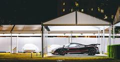 Art Piece. (AaronChungPhoto) Tags: pagani hongkong hk zonda zonda760 zondafantasma fantasma fantasmaevo supercar car hypercar goldcoast goldcoastmotorfestival