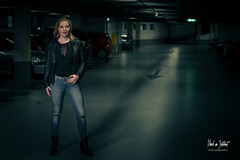 Kim 7 (M van Oosterhout) Tags: model photoshoot fotoshoot parking parkeergarage garage modeling posing female girl woman modelphotography style sexy