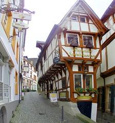 Panoramabild 48 (diddi.tr) Tags: bernkastelkues weinumzug weinfest mittelmosel