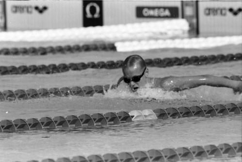 078 Swimming EM 1991 Athens