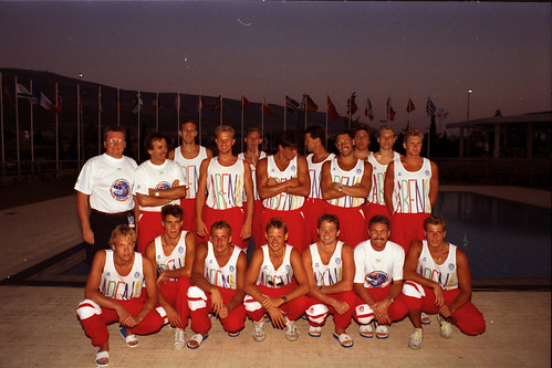 121 Waterpolo EM 1991 Athens