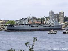 HMAS Success (II) - Pennant OR304 - RAN Royal Australian Navy (Paul Leader - Cars, Trucks & Stuff) Tags: gardenisland or304 ran royalaustraliannavy sydneyharbour sydney nsw newsouthwales australia ship boat vessel harbour warship hmassuccessii