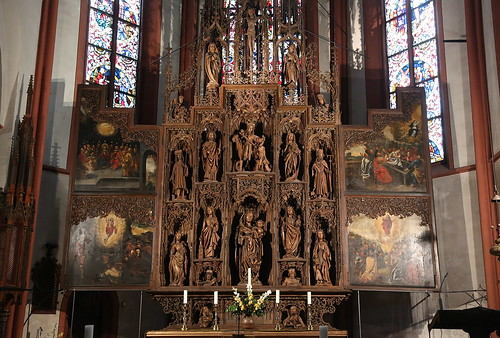 Altar St. Martin - Lorch  2017-09-17-7008