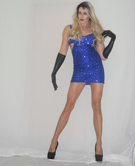 Check out my new video (queen.catch) Tags: catchqueen youtuber bodycon transgender genderplay femboy sissy feminization pantyhose heels gloves legsfordays glitter glam video