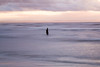 Sunset Another place (suehoots) Tags: anthonygormley sculpture liverpool crosby sea longexposure
