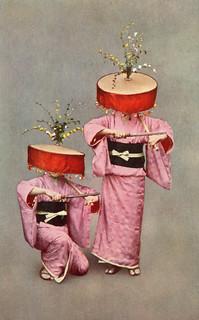 Miyako Odori – Sanbiki Shishimai 1925 (3)