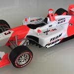 2009 ChampCar Greenlight DP-01/Honda Team Penske #3 Helio Castroneves thumbnail